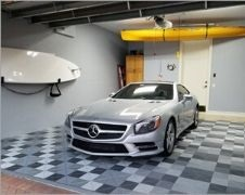 Celebrity-Class Custom Garage Flooring For Every Taste And Budget