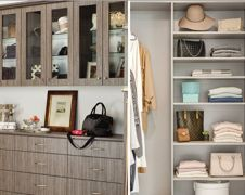 Closet Storage Solutions For Shoes, Boots, and Purses