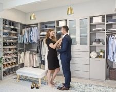 Four Steps To Designing A Shared Closet For Peace At Home