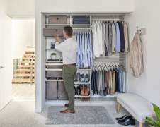 Give Dad His Dream Closet For Father's Day