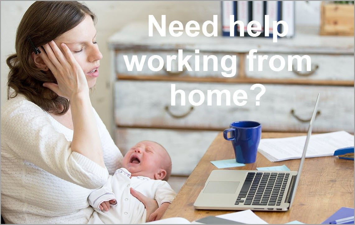 Help Working from Home