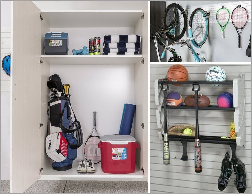 Cabinets and Wall Hanging Storage