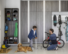 How To Keep The Family's Sports Equipment In The Garage And Out Of The House