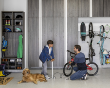Organize Your Garage For Winter With Custom Storage Cabinets And Accessories