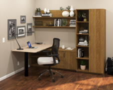 Pre-Designed Home Office:  A Workspace That Works For You