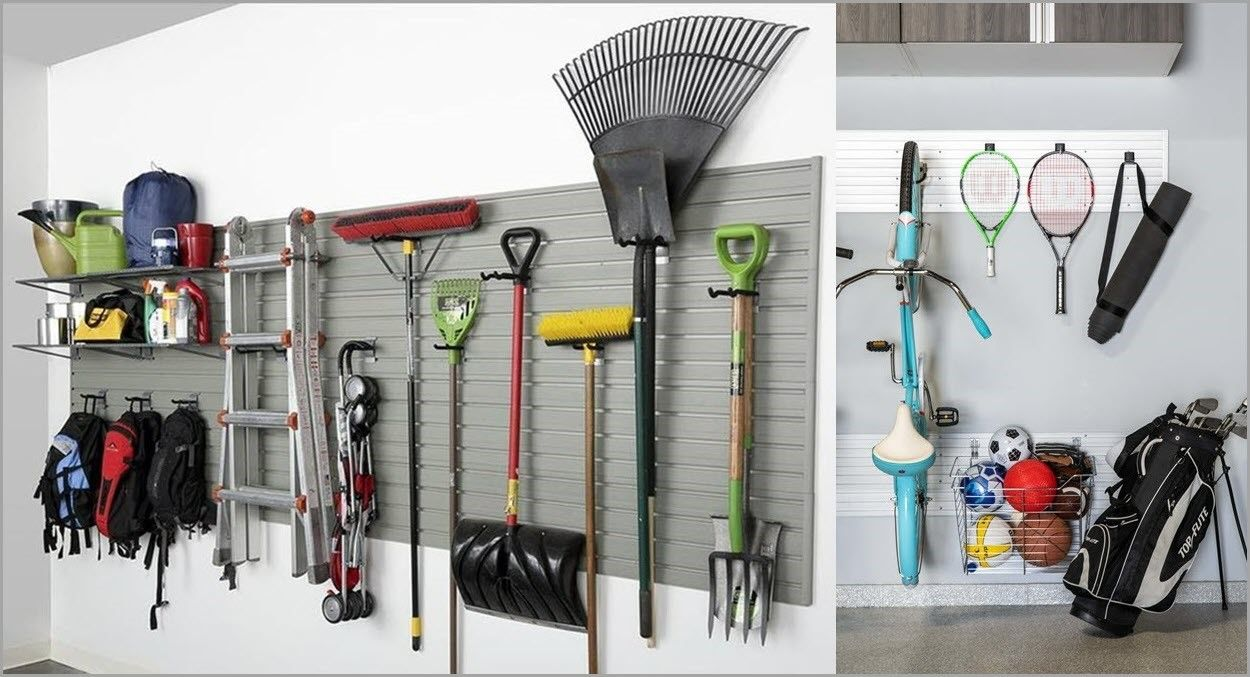 Tool and Equipment Storage