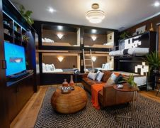 Tailored Living Is Featured On Extreme Makeover: Home Edition To Welcome The Fifita Family Home