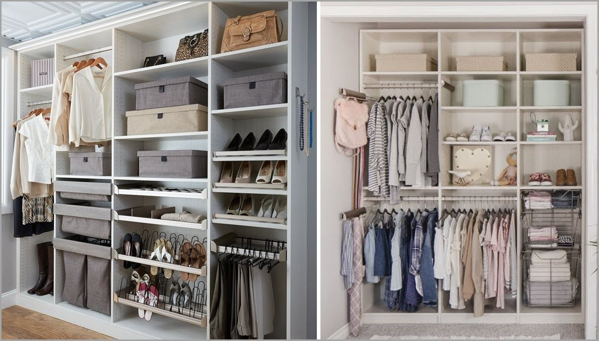 Custom Closet Organization Systems