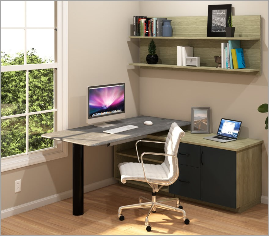 Pre-Designed Home Office
