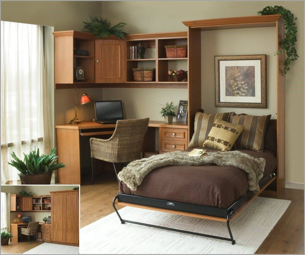 Transform Your Home Office Guest Room