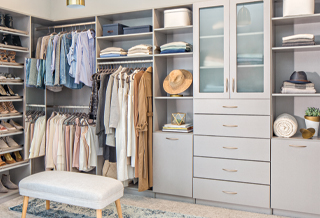 View Closets & In-Home Storage