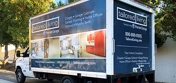 tailored living truck