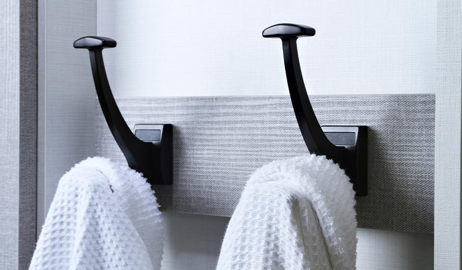 coat hook closet accessory