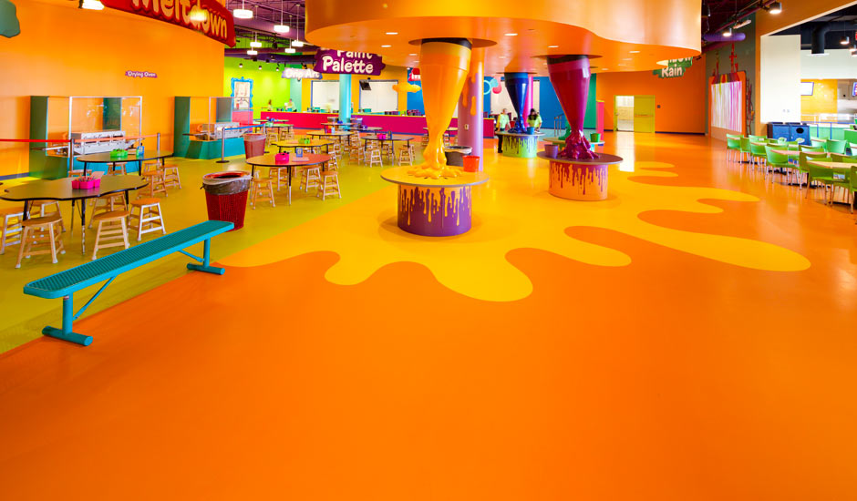 commercial flooring retail