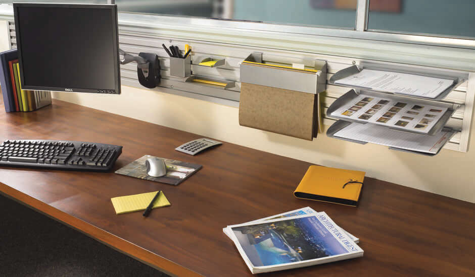commercial storage office desk