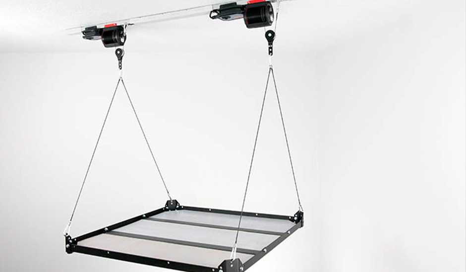 automated garage platform lifter